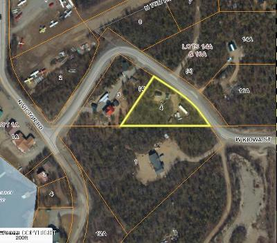 1d - Matanuska Susitna Borough Residential Lots & Land For Sale: 14482 Kiowa Street