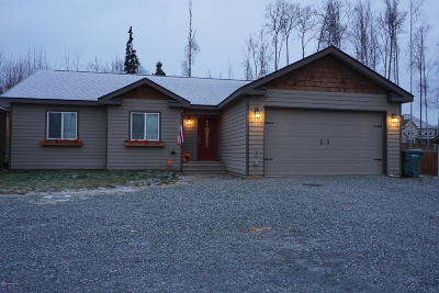 1d - Matanuska Susitna Borough Single Family Home For Sale: 6580 W Kinsington Avenue