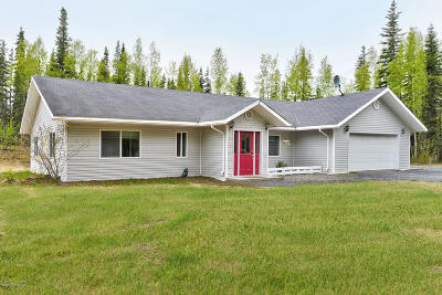 Soldotna Single Family Home For Sale: 39025 Fannie Mae Avenue