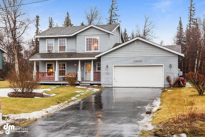 1d - Matanuska Susitna Borough Single Family Home For Sale: 2121 N Midtown Drive