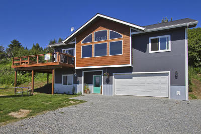 Homer Single Family Home For Sale: 340 Fireweed Avenue