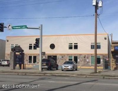 Anchorage Commercial For Sale: 401 E Fireweed Lane