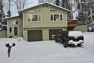 Anchorage Single Family Home For Sale: 13350 Sea Cloud Circle