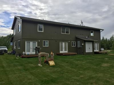 1d - Matanuska Susitna Borough Multi Family Home For Sale: 1885 N Silver Pond Circle