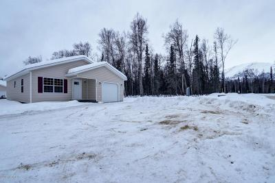 Wasilla Rental For Rent: 8128 E Snowy Pass Circle
