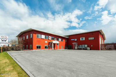 Anchorage Commercial For Sale: 8001 Petersburg Street