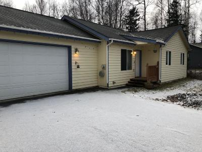 Wasilla Single Family Home For Sale: 6896 Troy Place