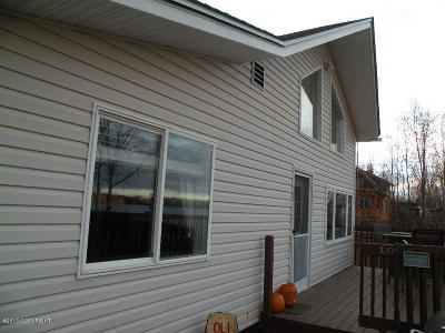 Big Lake, Palmer, Sutton, Wasilla, Willow Rental For Rent: 1740 Bow Street