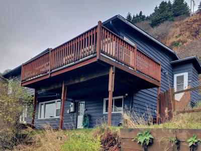 Kodiak AK Single Family Home For Sale: $355,000