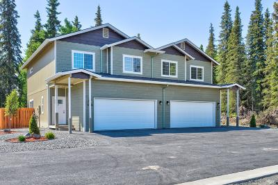Kenai, Soldotna Single Family Home For Sale: 475 W Redoubt Avenue #B