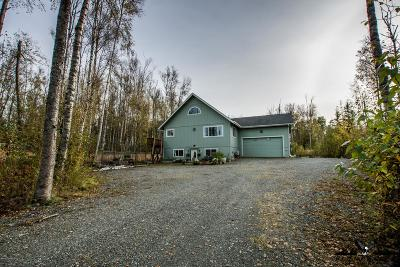 Wasilla Single Family Home For Sale: 4976 W Northern Rose Lane