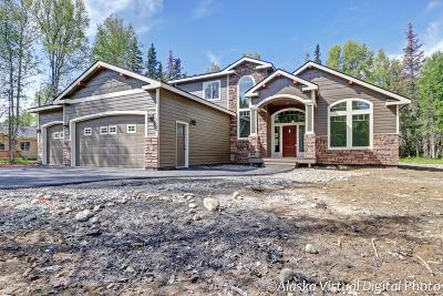 Wasilla Single Family Home For Sale: L2 Well Site Road