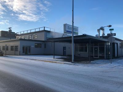 Anchorage Commercial For Sale: 700 I Street