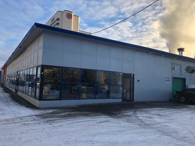 Anchorage Commercial For Sale: 300 E 5th Avenue
