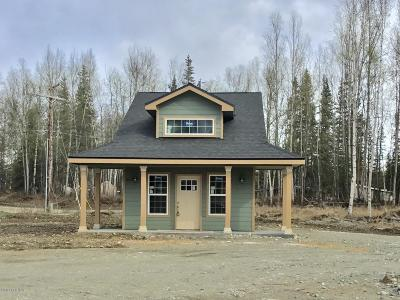 Big Lake, Palmer, Sutton, Wasilla, Willow Condo/Townhouse For Sale: 9614 Herkimer Drive #E