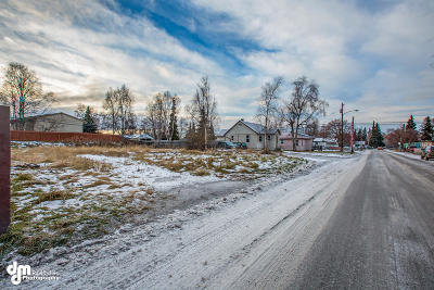 Anchorage Residential Lots & Land For Sale: 908 Chugach Way