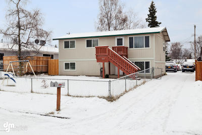 Anchorage AK Multi Family Home For Sale: $330,000