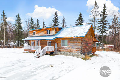 1d - Matanuska Susitna Borough Single Family Home For Sale: 16200 E Harter Drive