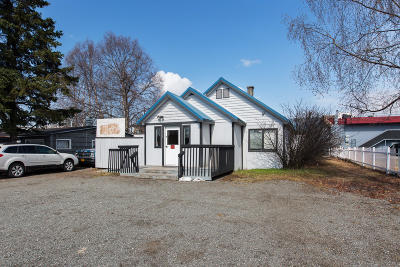 Anchorage Commercial For Sale: 905 Photo Avenue