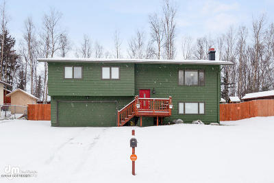 Anchorage Single Family Home For Sale: 13730 Venus Way