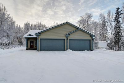 Wasilla Multi Family Home For Sale: 1960 W Melanie Avenue