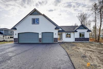 Wasilla AK Single Family Home For Sale: $453,443