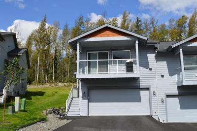 Eagle River Single Family Home For Sale: 20449 Icefall Drive
