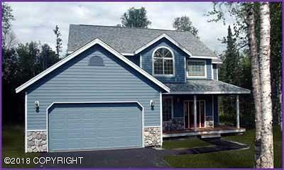 Chugiak Single Family Home For Sale: L9 Jasmine Estates