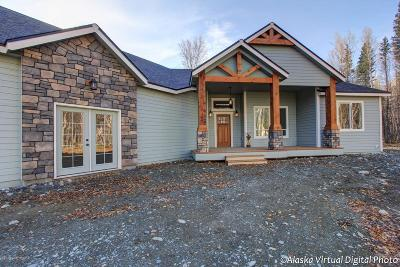 Wasilla Single Family Home For Sale: L2 N Cedarwood Place