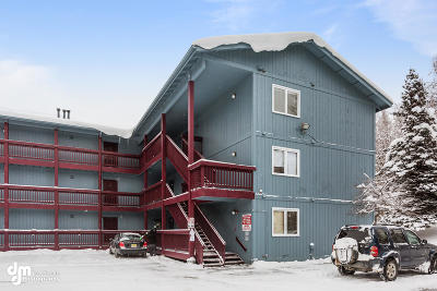 Anchorage Condo/Townhouse For Sale: 8641 Blackberry Street #21B