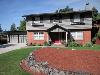 Anchorage Single Family Home For Sale: 6926 Fountain Drive