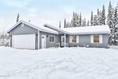 Soldotna Single Family Home For Sale: 47345 Virgo Court