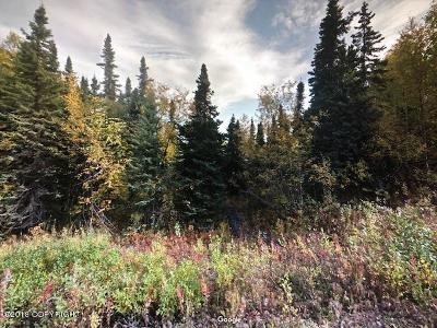 Big Lake, Palmer, Sutton, Wasilla, Willow Residential Lots & Land For Sale: 13364 Willow Lake Drive