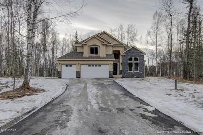 Wasilla Single Family Home For Sale: L1 Magnolia Circle