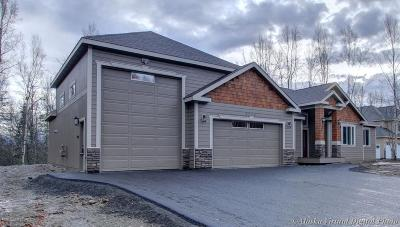 Wasilla Single Family Home For Sale: L2 Magnolia Circle