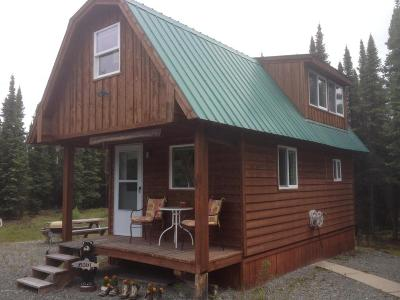 Soldotna AK Single Family Home For Sale: $110,000