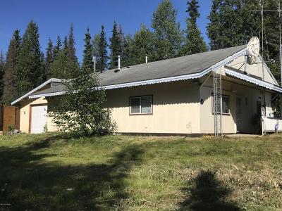 Wasilla Single Family Home For Sale: 9975 W Herkimer Drive