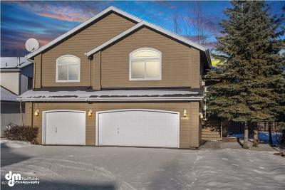 Anchorage Single Family Home For Sale: 2543 Wintercrest Circle