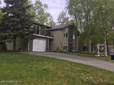 Anchorage Single Family Home For Sale: 10121 Goodnews Lane