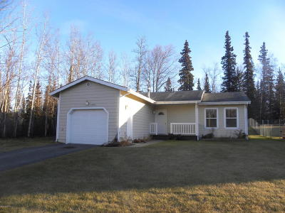 Wasilla Rental For Rent: 1791 N Lacy Loop