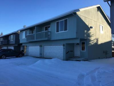 Anchorage Condo/Townhouse For Sale: 1766 Wildberry Loop #15