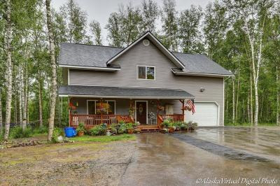 Wasilla Single Family Home For Sale: 276 N Meadow Lakes Loop