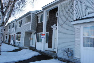 Anchorage Condo/Townhouse For Sale: 3205 Montpelier Court #9-1