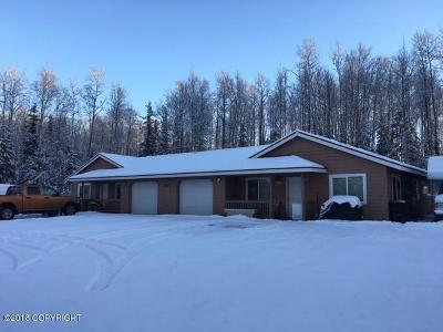 Wasilla Multi Family Home For Sale: 3410 N Tamar Rd