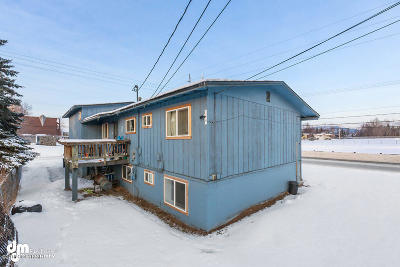 Anchorage Multi Family Home For Sale: 616 Pine Street