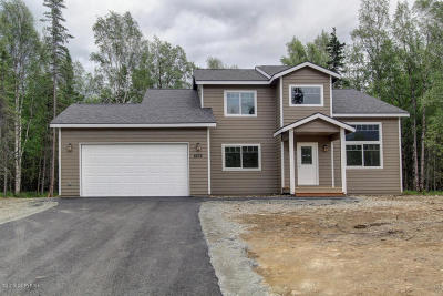 Wasilla Single Family Home For Sale: 4369 E Kilo Drive