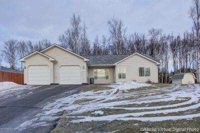 Wasilla Single Family Home For Sale: 435 W Goldenwood Street
