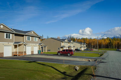 1d - Matanuska Susitna Borough Rental For Rent: 9725 E Trennie Loop #4
