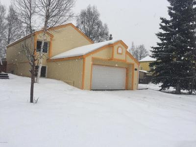 Anchorage Single Family Home For Sale: 2103 Mistybrook Circle