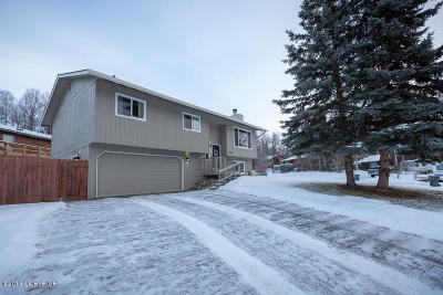 Eagle River Rental For Rent: 17311 Teklanika Drive
